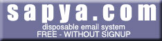free disposable email system